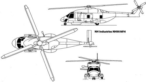 NHIndustries NH90 NFH