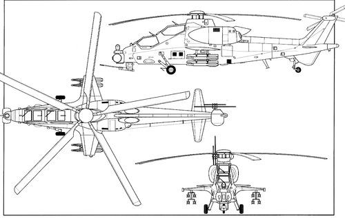 PLAAF WZ-10