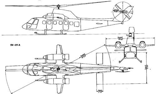 SIAI-Marchetti SV-20A