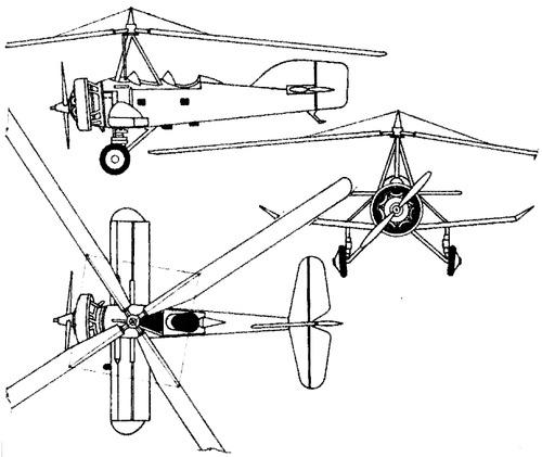 TsAGI A-4