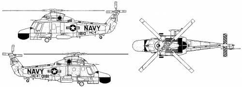 Kaman YSH-2E Lamps Mk.II