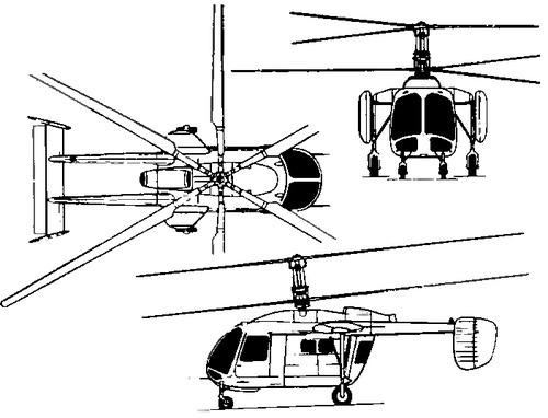 Kamov Ka-126 Hoodlum