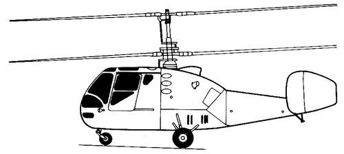 Kamov Ka-15 Hen