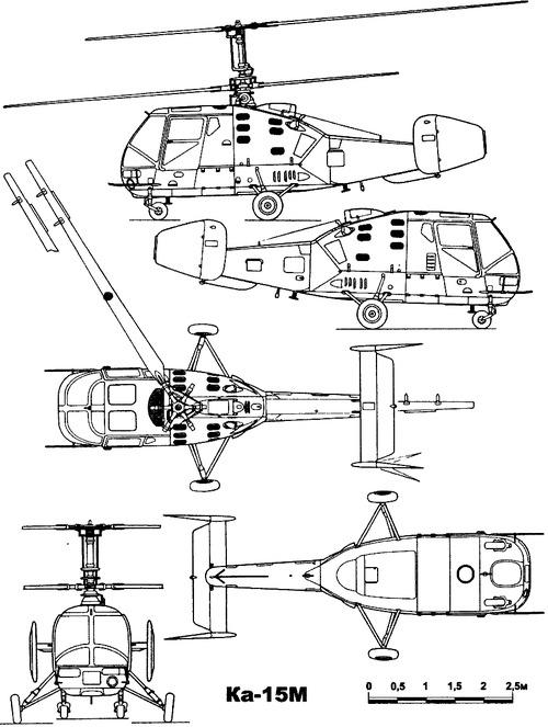 Kamov Ka-15M Hen