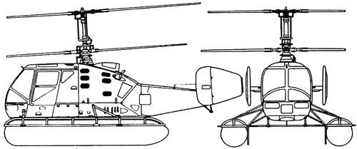 Kamov Ka-15z Hen