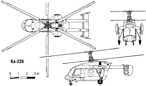 Kamov Ka-226 Sergei