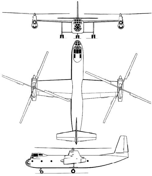 Kamov Ka-22 Vintokryl