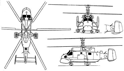 Kamov Ka-25 Hormone
