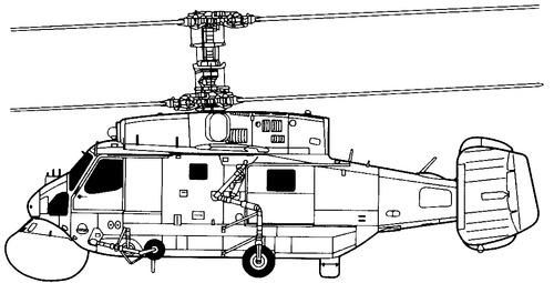 Kamov Ka-25C Hormone