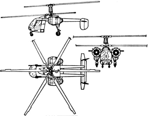 Kamov Ka-25K Hormone