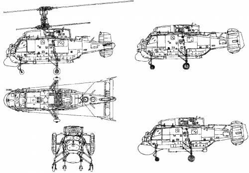 Kamov Ka-25P