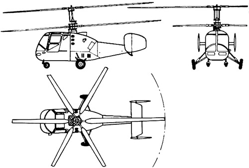 Kamov Ka-26 Hoodlum