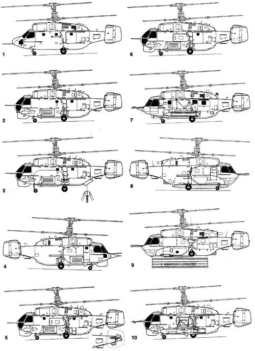 Kamov Ka-27 Helix