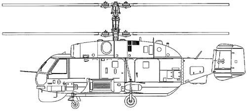Kamov Ka-27PL Helix