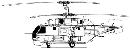 Kamov Ka-27PS Helix