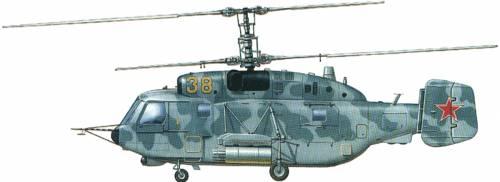 Kamov Ka-29 Helix