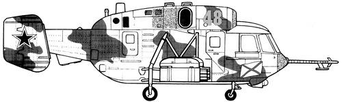 Kamov Ka-29 Helix B