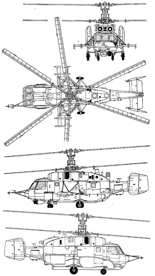 Kamov Ka-29TB Helix-B