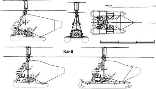Kamov Ka-8 Irkutyanin