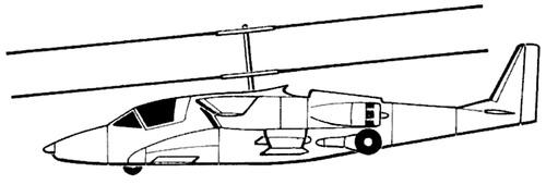 Kamov V-80 Su-25 Cab
