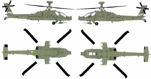 McDonnell Douglas AH-64D Apache