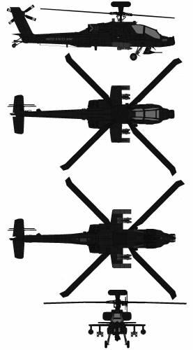 McDonnell Douglas AH-64D Apache Longbow