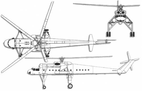 Mil Mi-10 Harke-B