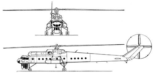 Mil Mi-10K Harke
