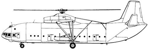 Mil Mi-12 Homer