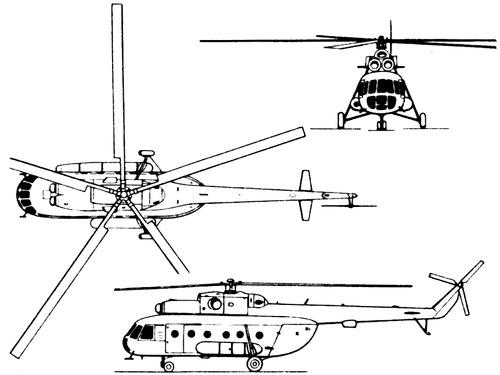 MiL Mi-17 Hip