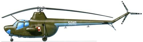 Mil Mi-1 SM-1
