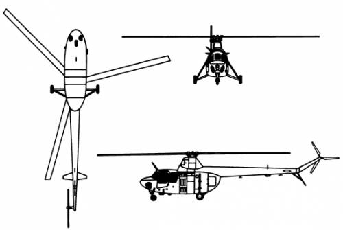 Mil Mi-1Hare