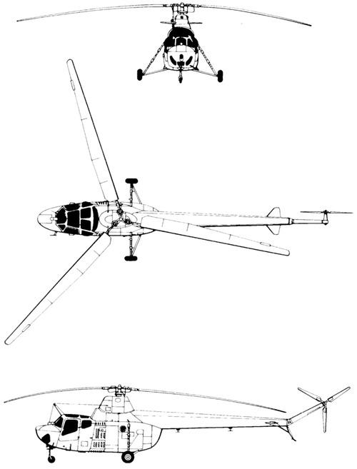 Mil Mi-1M Hare