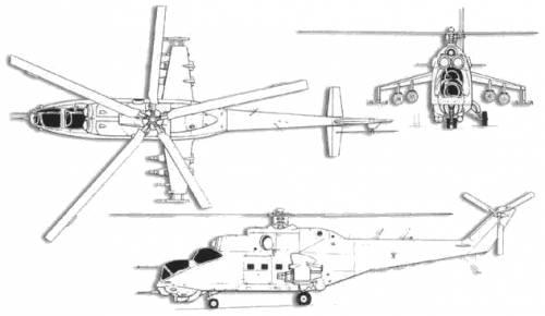 Mil Mi-24 Hind