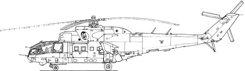 Mil Mi-24A Hind A
