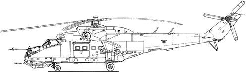Mil Mi-24D Hind D