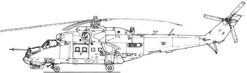 Mil Mi-24P Hind F