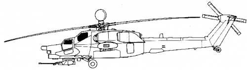 Mil Mi-28N 'Havoc'