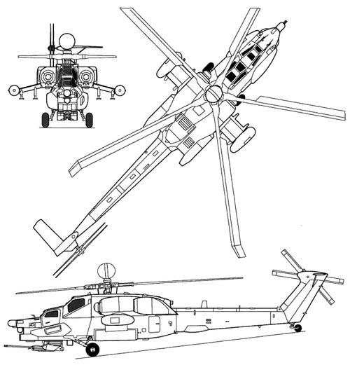Mil Mi-28N Havoc