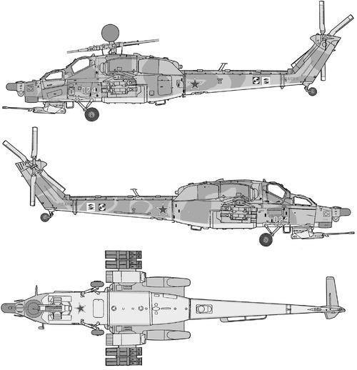 Mil Mi-28NE Havoc