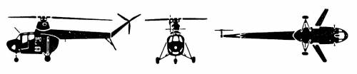 Mil Mi-2 Hare