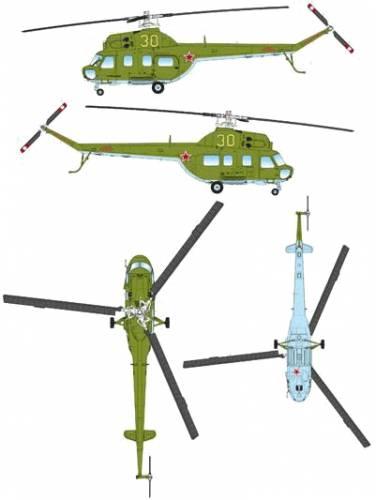 Mil Mi-2T Hoplite