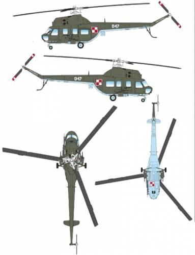 Mil Mi-2US Hoplite