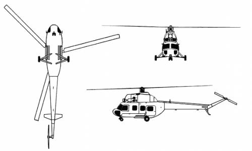 Mil Mi-3 Hoplite