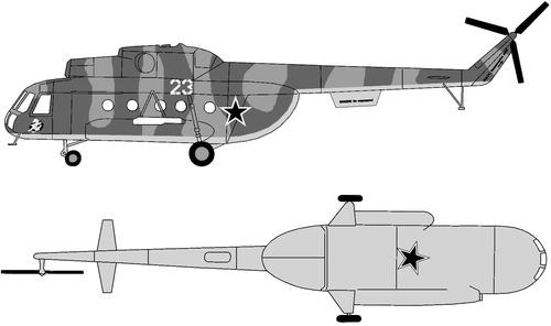 Mil Mi-8MT Hip C