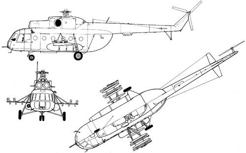 Mil Mi-8TMK Hip E
