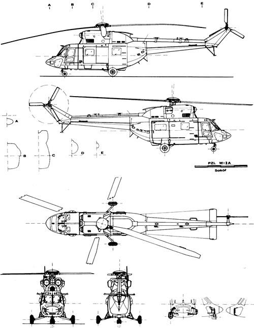 PZL W3A Sokol