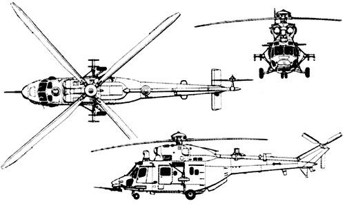 PZL W-3PL Gluszec