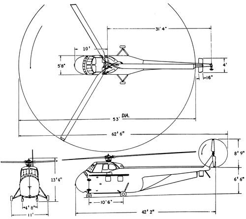 Sikorski S-55