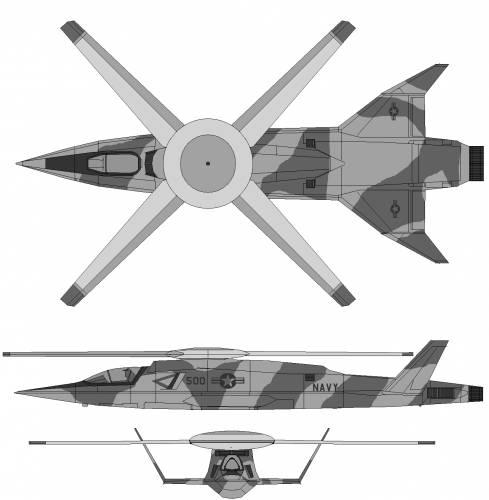 Sikorsky AHX-80 LEOPARD SHARK